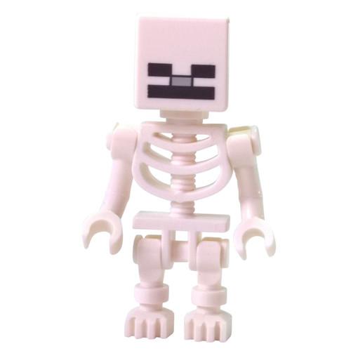 Skeleton Warrior - LEGO Minecraft Minifigure