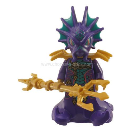 Prince Kalmaar - Seabound - LEGO Ninjago