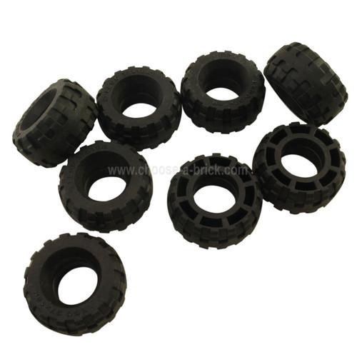 Tire 37 x 18R black