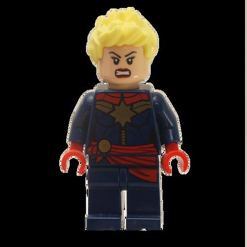 Captain Marvel - Red S