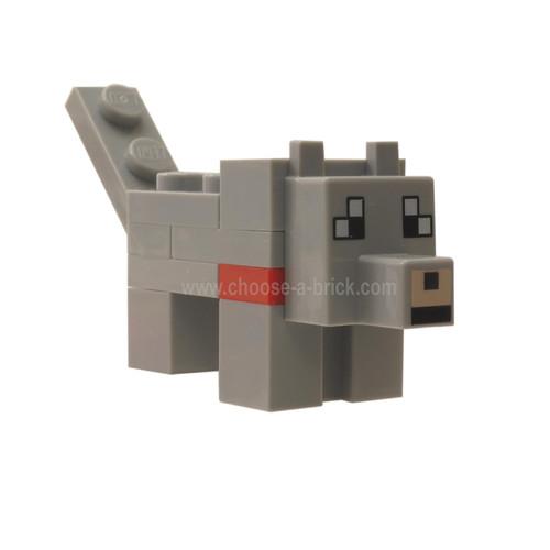 Minecraft Wolf V1