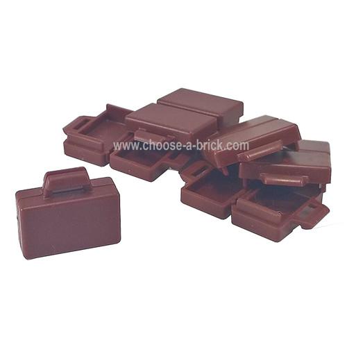 Minifig, Utensil Briefcase / Suitcase