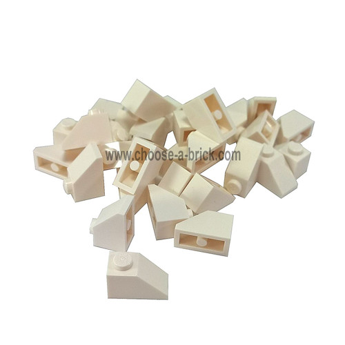 Slope 45 2 x 1 white