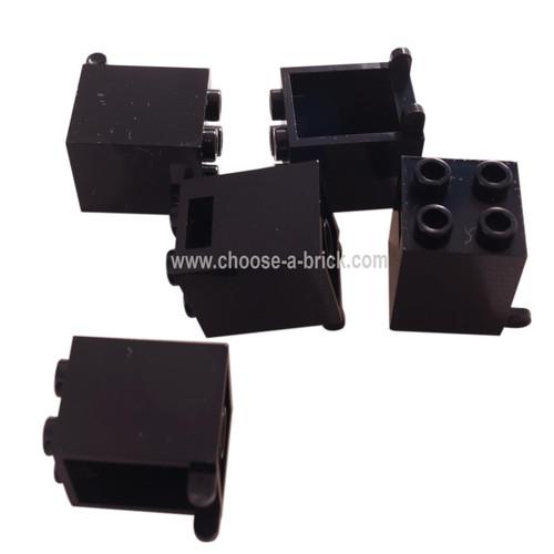 Container, Box 2 x 2 x 2 black