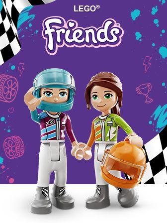 LEGO Friends Minifigures