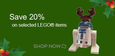 LEGO Discount folder