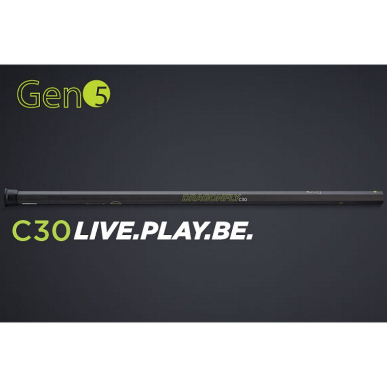 Dragonfly C30 Gen5 iQ9 Soft Flex Concave Attack Shaft