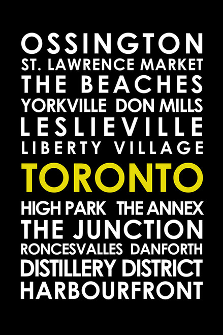 Toronto neighbourhoods design, from the Annex to Yorkville