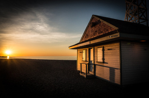 Leuty Lifeguard Station at Toronto Beaches #4