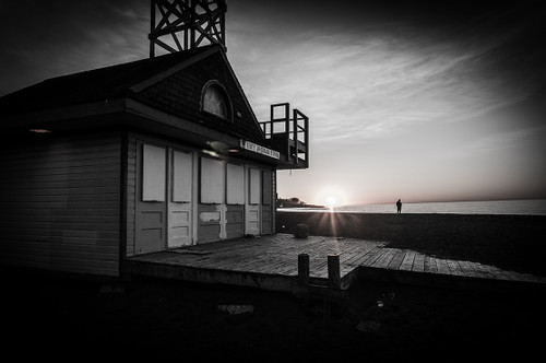 Leuty Lifeguard Station at Toronto Beaches #5