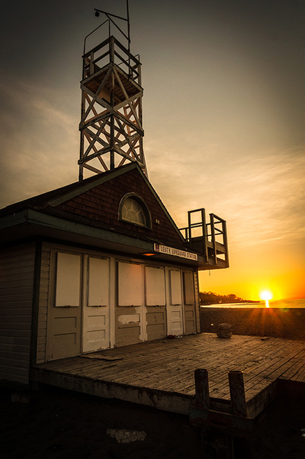 Leuty Lifeguard Station at Toronto Beaches #6