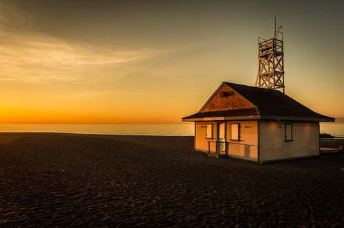 Leuty Lifeguard Station at Toronto Beaches #7