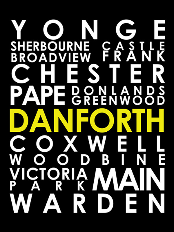 "Danforth 16x24"" canvas"