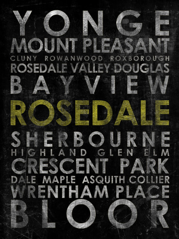 "Rosedale 16x24"" canvas"