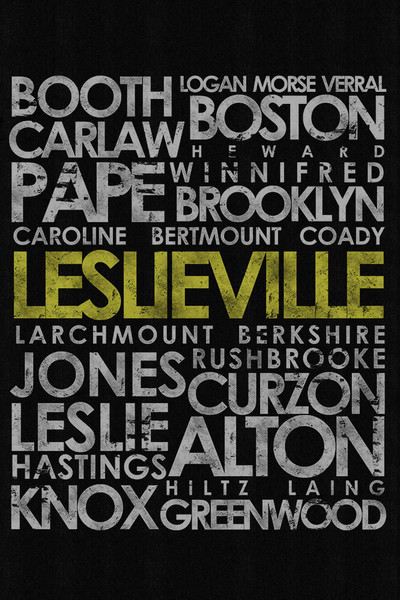 "Leslieville 16x24"" canvas"