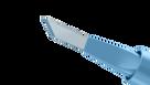 45 Degree Side Port Single Edge Blade - 6-10/6-0501