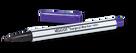 Viscot Surgical Skin Marker Mini with Fine/Regular Tip & Ruler-Sterile (1451SR-100)