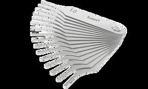 Rumex Internal Micro Incision Gauges - 2-062S
