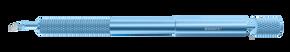 Trapezoid Self-Diving Diamond Knife - 6-20/6-102