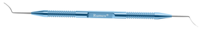 Stodulka ReLEx Smile double spatula (blunt spoon and flat spatula) - 20-207