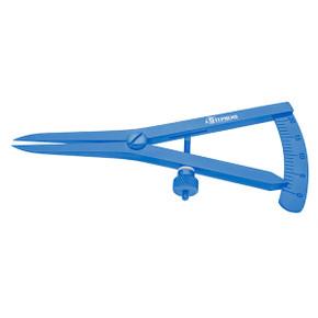Titanium-Castroviejo Caliper 20mm, Straight - ST4-1455