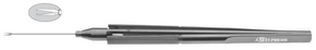 Titanium Vitreoretinal Forceps Micro End Grip, 20Ga - ST5-7010