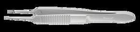 Iris Forceps With 1x2 Teeth - 4-101S