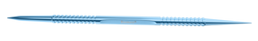 Castroviejo Double-Ended Lacrimal Dilator - 9-060T