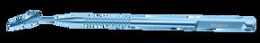 Spatula-Guide for Corneal Endothelium Implantation - 13-150T
