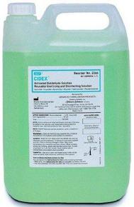J&J/ASP Cidex, 5 Liter, 4/cs (40 cs/plt) - 2266