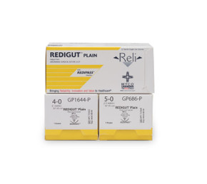 RELI REDIGUT Absorbable Plain Gut Suture