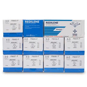 RELI REDILENE BLU MF Non-Absorbable Polypropylene Suture