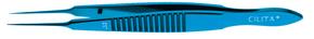 Castroviejo Suturing Forceps, 0.3mm Titanium
