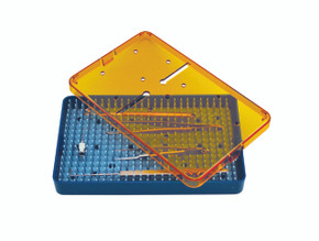 Instrument Sterilization Tray 6.5'' x 4'' x 0.75'' (CP634)
