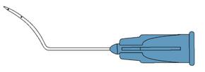 7323 LASIK Irrigator - 4 Ports 23G
