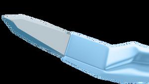 Disposable Knife and Diamond Knife - An Analysis