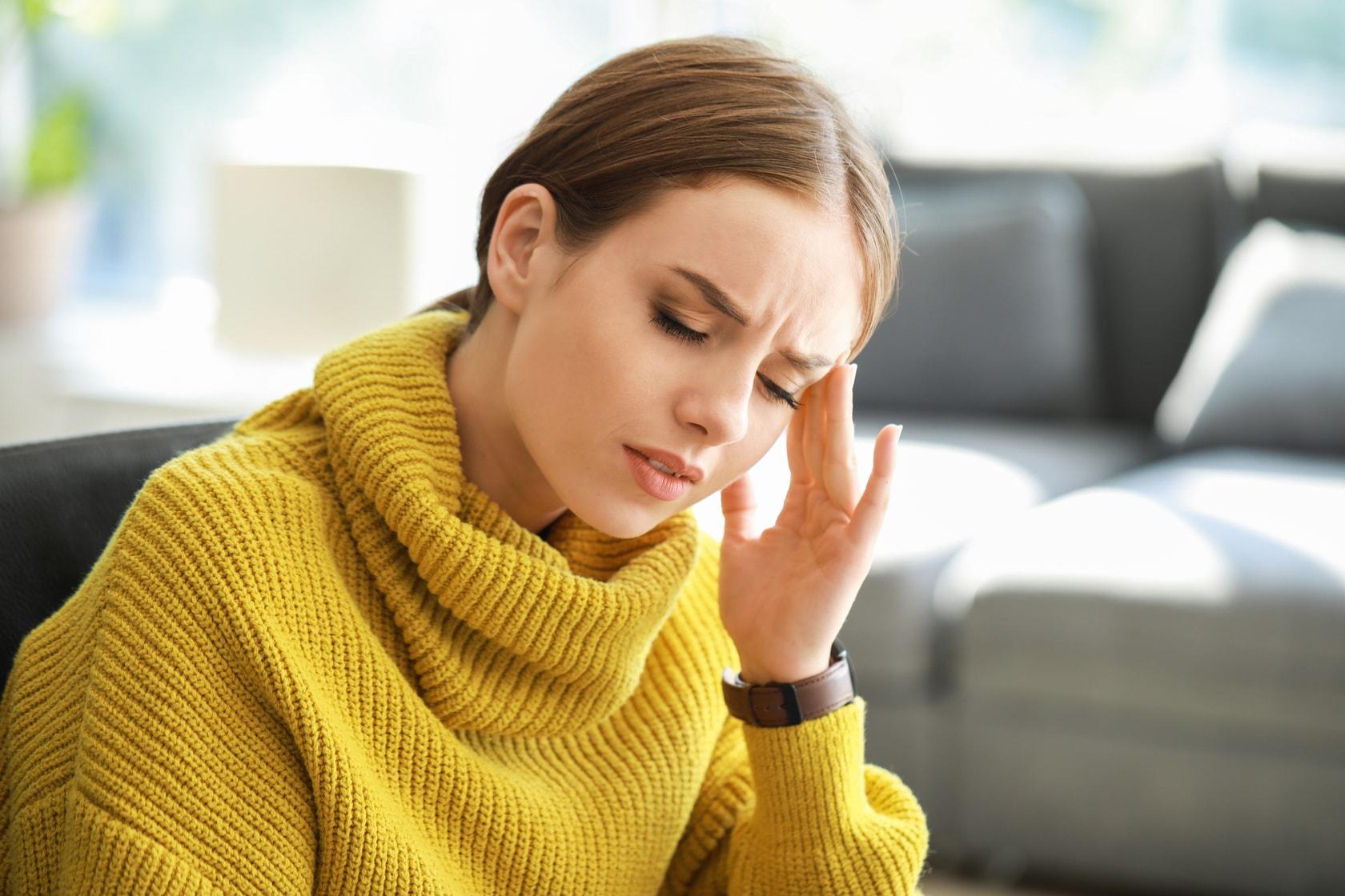 Giant Cell Arteritis - Symptoms