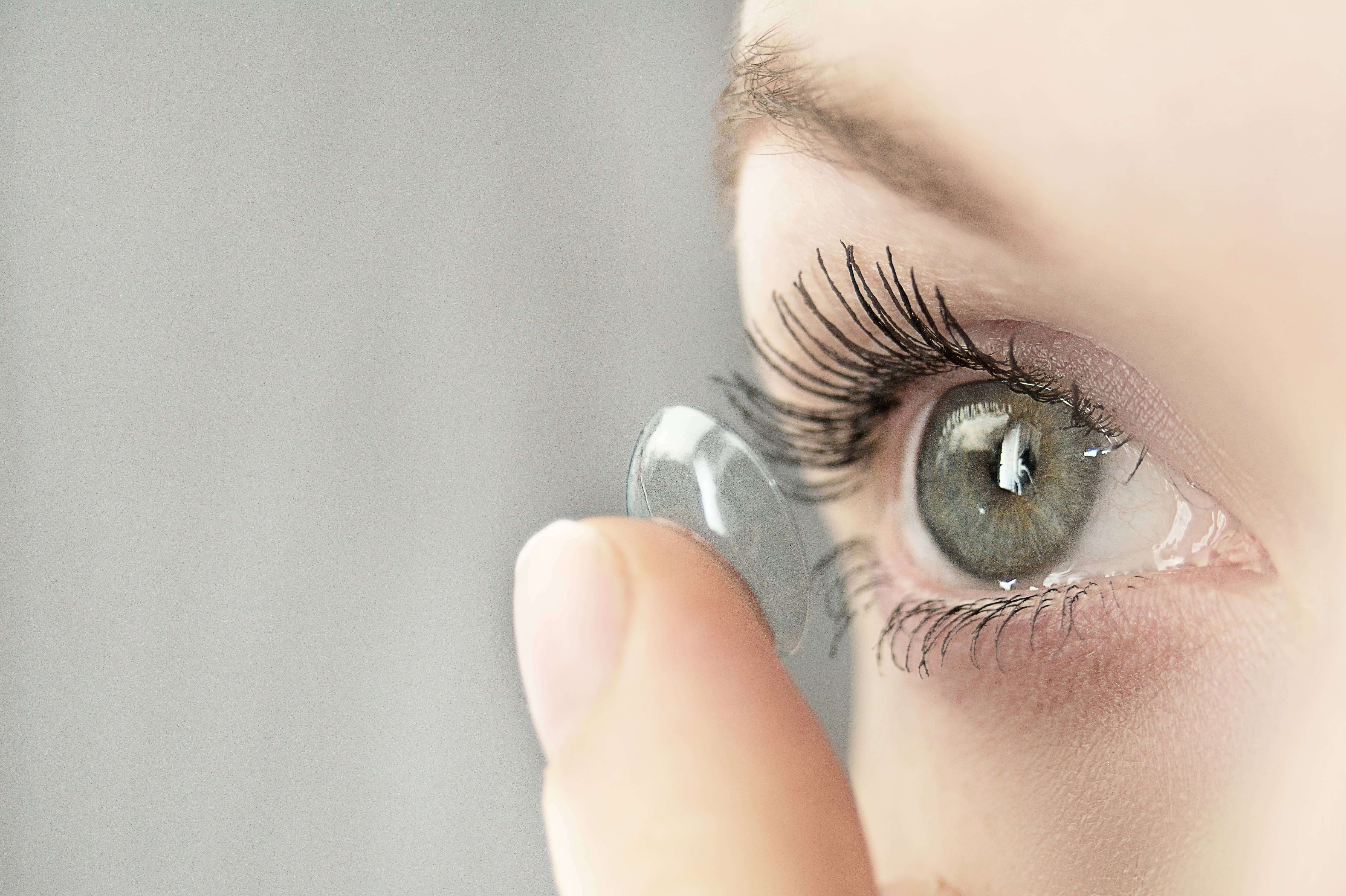 Steps To Protect Contact Lenses