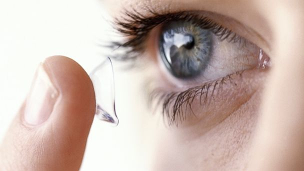 Contact Lens And Dry Eyes