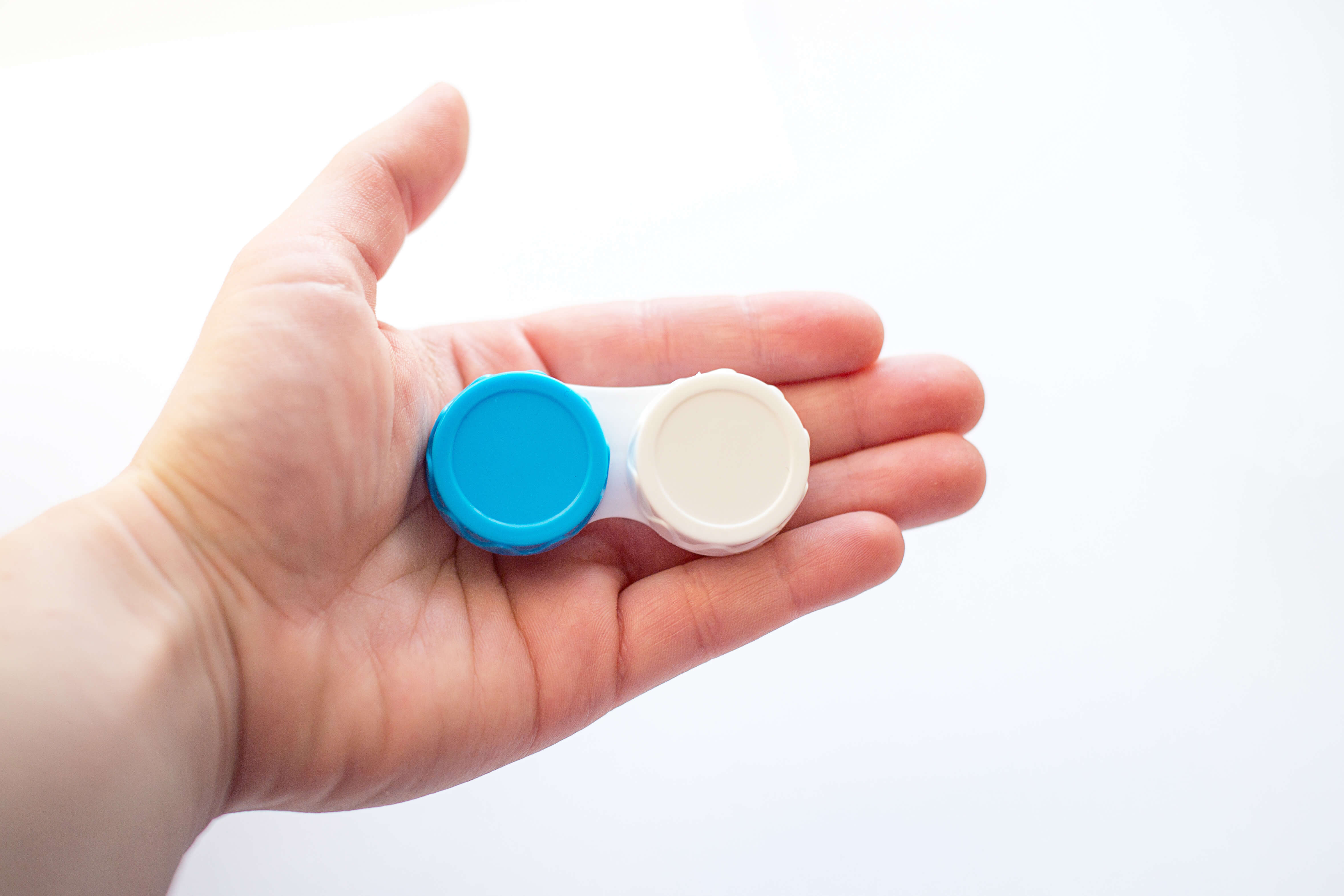 Creative Uses Of Old Contact Lens Cases