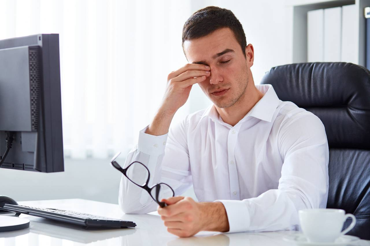 The Co-Relation Between the Dry Eyes Symptoms and the Prescribed Blood Pressure Medication