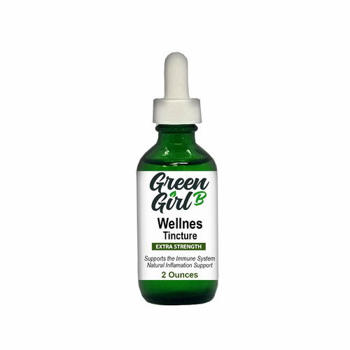 Herbal Wellness Tincture
