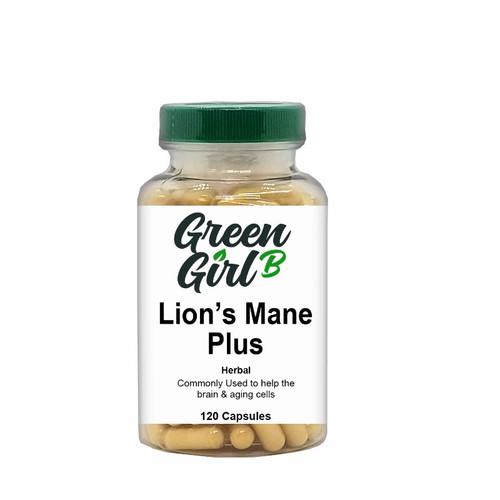 Lion's Mane Plus