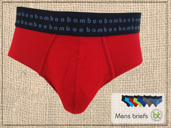 Bamboo Underwear - Mens Briefs