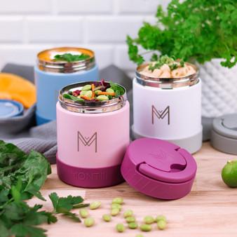 Insulated Food Jar Monttii