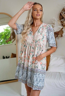 Angie Baby doll Dress