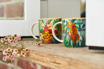 Gardens Of Babylon – Mug Set