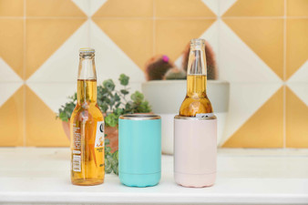 Can Cooler – Double Walled Stainless Steel