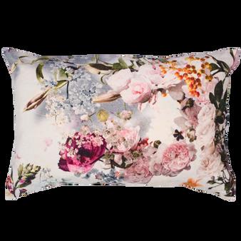 Velvet Printed Cushion With Insert - Bea