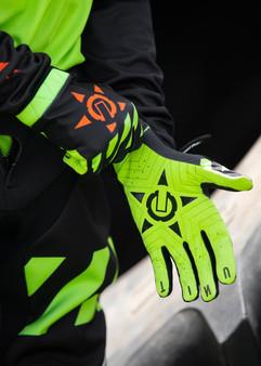 Mens Gloves - Hazard - Yellow